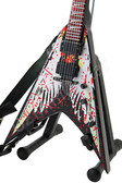 Miniature Guitar Dean Dave Mustaine Signature V ANGEL OF DEATH