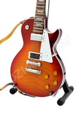 Miniature Guitar Jimmy Page LP Custom