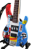 Flea Miniature Guitar Red Hot Chili Peppers Psychedelic Bass