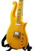 Miniature Guitar PRINCE Cloud Yellow
