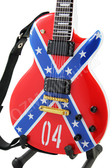 Miniature Guitar ZAKK WYLDE Confederate LP