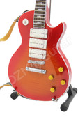 Miniature Guitar Ace Frehley KISS LP Sunburst