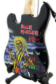 Miniature Guitar Iron Maiden KILLERS