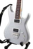 Miniature Guitar Joe Satriani CHROME BOY