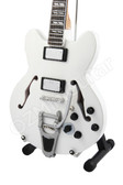 Miniature Guitar Chris Isaak ES-345