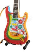 "Miniature Guitar THE BEATLES George Harrison ""ROCKY"""