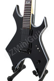 Miniature Guitar Mick Thomson M7 Warlock HATE