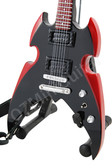 Miniature Guitar Paul Stanley KISS Silverstone
