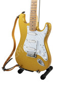 Miniature Guitar Eric Clapton 1996 Custom GOLDLEAF