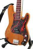 Miniature Bass Guitar John Deacon QUEEN