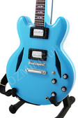 Miniature Guitar Dave Grohl Inspired By DG-335