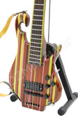 Miniature Guitar Les Claypool PRIMUS Rainbow Bass
