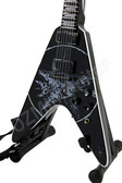 Miniature Guitar Dean Eric Peterson Signature Old Skull V
