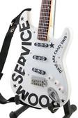 Miniature Guitar Bryan Adams Room Service