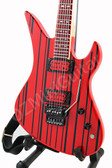 Miniature Guitar Synyster Gates AVENGED SEVENFOLD Red