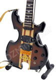 Miniature Guitar Led Zeppelin Paul Jones ALEMBIC