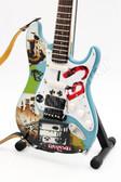 Miniature Guitar Billie Joe Armstrong GREEN DAY