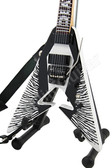 Miniature Guitar Kirk Hammett Metallica DEATH MAGNETIC V