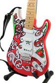 Miniature Guitar Jimi Hendrix SAVILLE THEATRE
