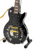 Miniature Guitar Zakk Wylde BLACK LABEL SOCIETY