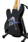 Miniature Guitar Precision Bass IRON MAIDEN