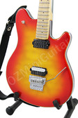 Miniature Guitar Wolfgang Cherry Sunburst