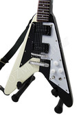 Miniature Guitar Michael Schenker 1975 Flying V