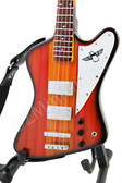 Miniature Guitar THUNDERBIRD Bass Sunburst