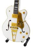 Miniature Guitar John Frusciante WHITE FALCON