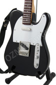 Miniature Guitar Jon Bon Jovi Black