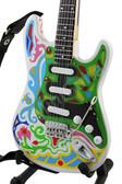 Miniature Guitar Jimi Hendrix Strat