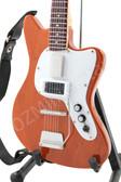 Miniature Guitar Rolling Stones Bill Wyman Framus