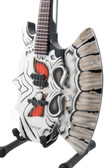 Miniature Bass Guitar Gene Simmons KISS AXE Custom