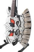 Miniature Bass Guitar Gene Simmons KISS AXE Custom
