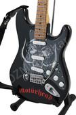 Miniature Guitar MOTORHEAD Black Art Series