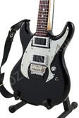 Miniature Guitar ESP RZK-1 Richard Z Kruspe RAMMSTEIN Black
