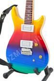 Miniature Guitar PRS Al Di Meola Prism Signature