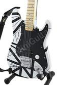 Miniature Guitar Music Man VH1 Eddie Van Halen