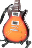 Miniature Guitar SLASH Gun N Roses Cherryburst