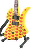 Miniature Guitar BURNY