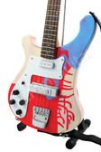 Miniature Bass Guitar Paul McCartney THE BEATLES