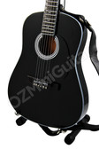Miniature Acoustic Guitar Black