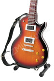 Miniature Guitar Les Paul Sunburst