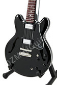 Miniature Guitar Roy Orbison Black Falcon
