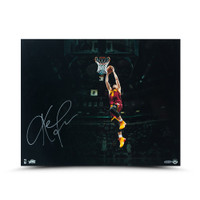 KEVIN LOVE Signed Arena View Photo UDA.