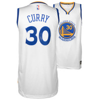 STEPHEN CURRY Golden State Warriors Autographed White Swingman Jersey FANATICS