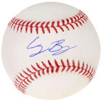 CODY BELLINGER Los Angeles Dodgers Autographed MLB Baseball FANATICS