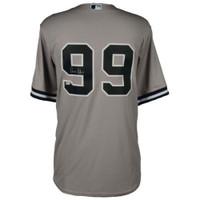AARON JUDGE Autographed New York Yankees Away Jersey FANATICS