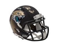 ALLEN ROBINSON Signed Jacksonville Jaguars Riddell Mini Helmet UDA