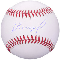JOSE ALTUVE Houston Astros Autographed Official MLB Baseball FANATICS